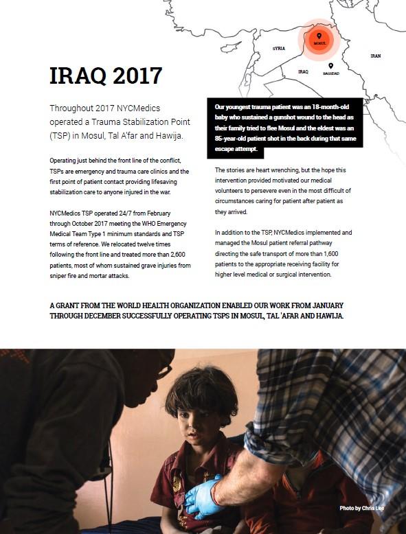 Iraq Report 2
